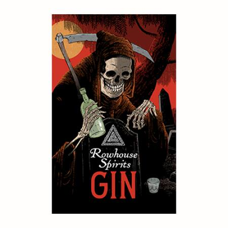 Logo for Rowhouse Spirits