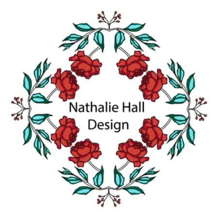 Logo for nathaliehalldesign 's Artist Shop