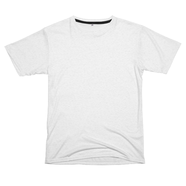 Ultra soft, all-over print t-shirts with easy design placement