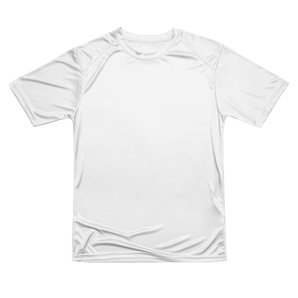 A UPF-protected, lightweight t-shirt with moisture-wicking technology