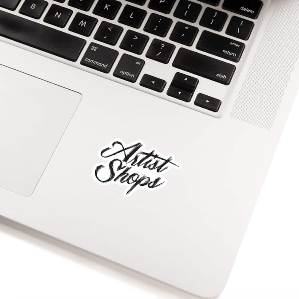 Create your own custom stickers in a variety of sizes.