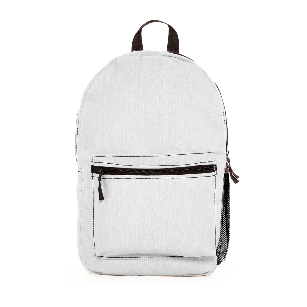 Let your designs be noticed on Backpacks that go everywhere.