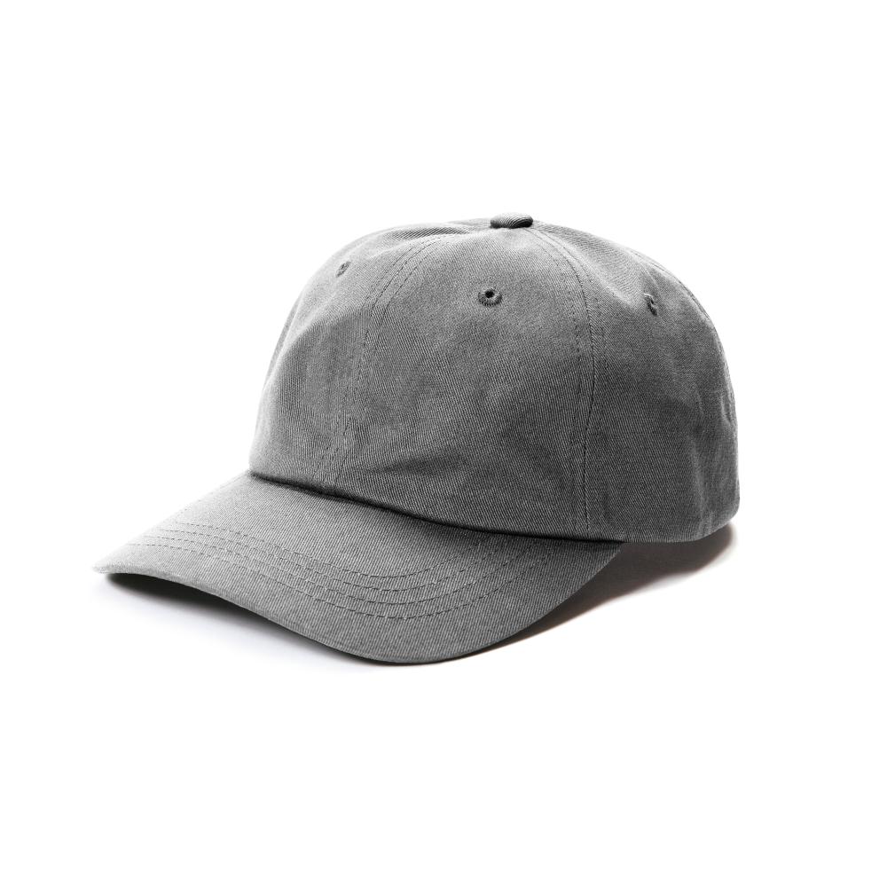 Super comfy all-cotton adjustable dad hat.