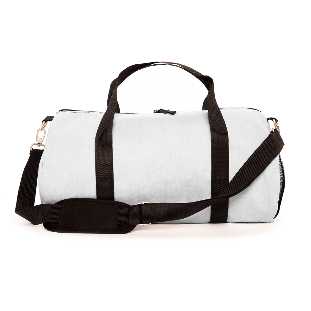 Make distinct duffel bag designs for your fans on the go!