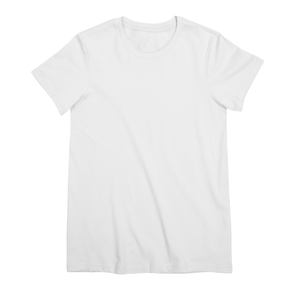 An insanely soft, top-quality tee that will print your designs clearly, making for an essential wardrobe staple that redefines tee style