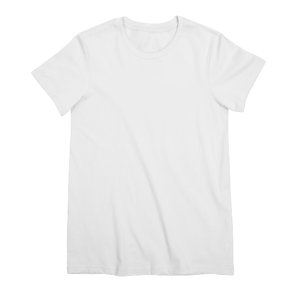 An incredibly soft, high-quality t-shirt made for smooth, lasting prints