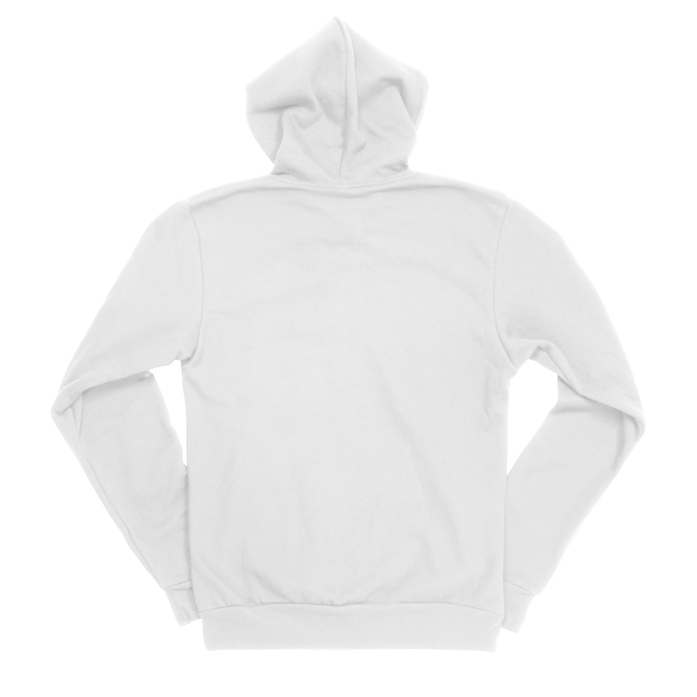 The perfect go-to custom zip-up hoody and super soft layering item.