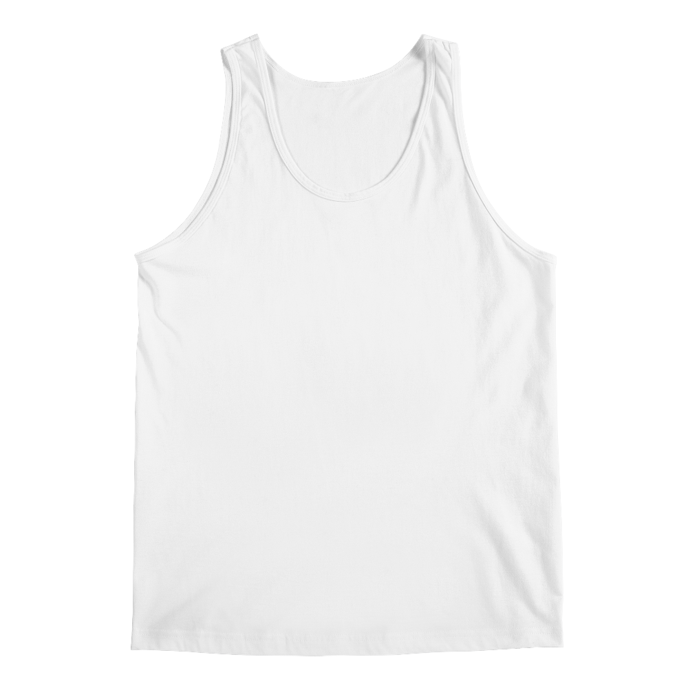 Men 39 s tank custom printed tank tops with no minimums for Toddler custom t shirts no minimum