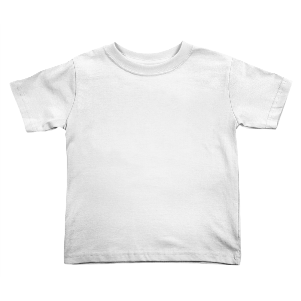 Custom printed toddler t-shirt