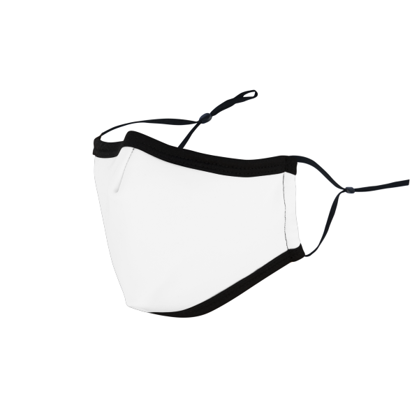 Face masks made from breathable Lycra offer added protection with a removable PM2.5 filter.