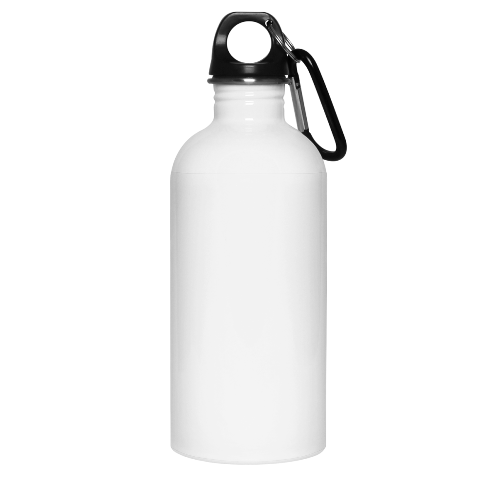 This stainless steel water bottle is a travel- and eco-friendly alternative to plastic.