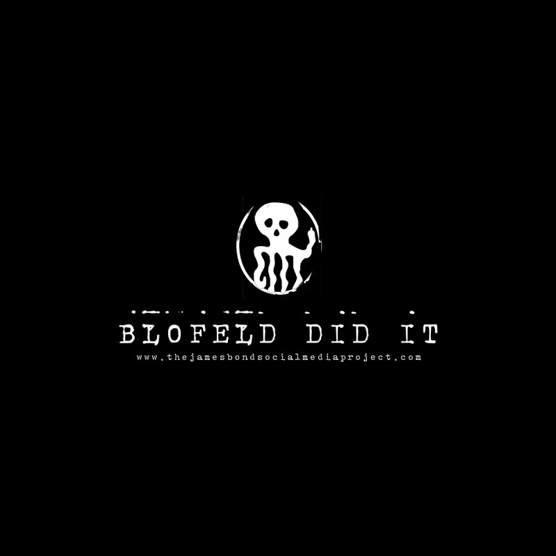 Blofeld Did It Men's T-Shirt by 007hertzrumble's Artist Shop
