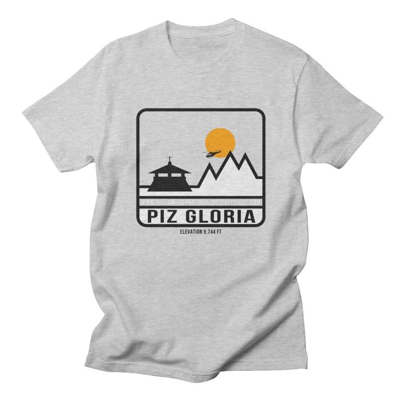 Piz Gloria: Elevation 9,744 FT Women's Regular Unisex T-Shirt by 007hertzrumble's Artist Shop