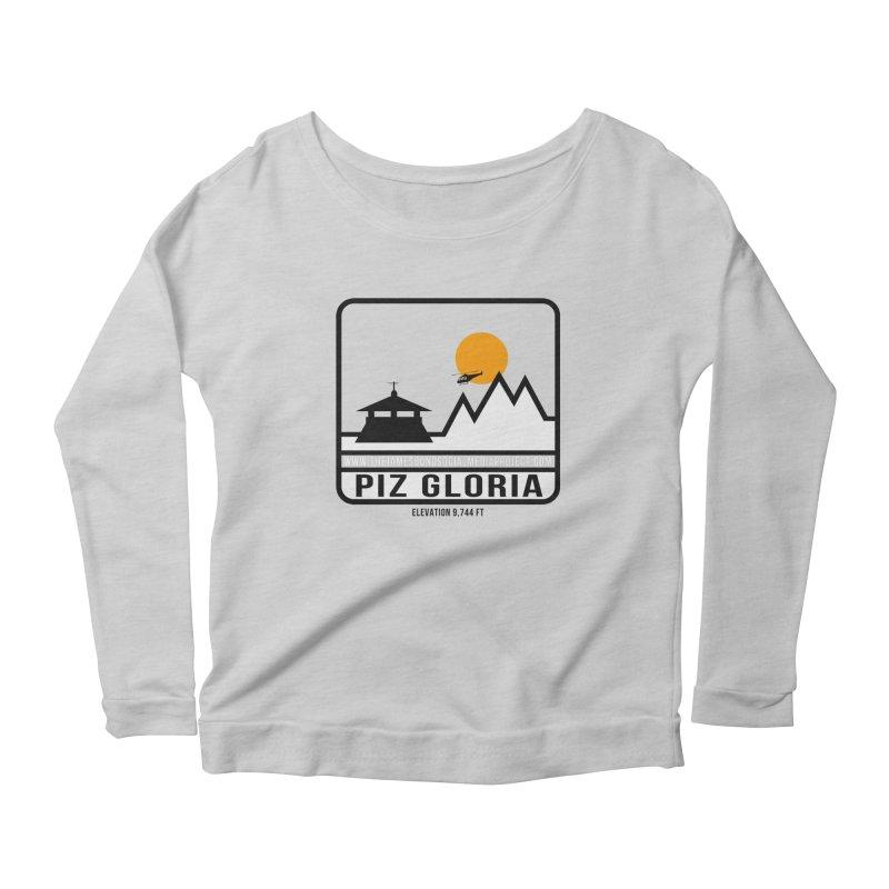 Piz Gloria: Elevation 9,744 FT Women's Longsleeve T-Shirt by 007hertzrumble's Artist Shop