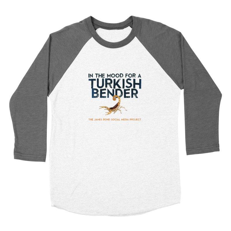Turkish Bender Women's Longsleeve T-Shirt by 007hertzrumble's Artist Shop
