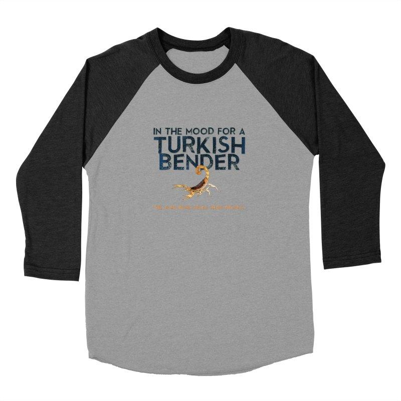 Turkish Bender Men's Longsleeve T-Shirt by 007hertzrumble's Artist Shop