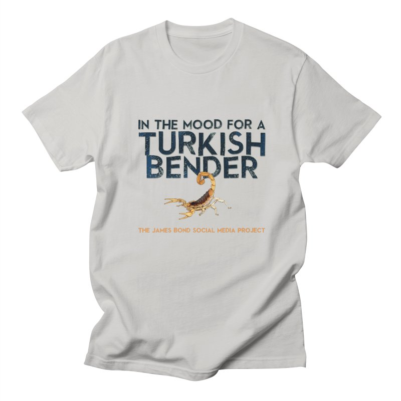 Turkish Bender Men's T-Shirt by 007hertzrumble's Artist Shop