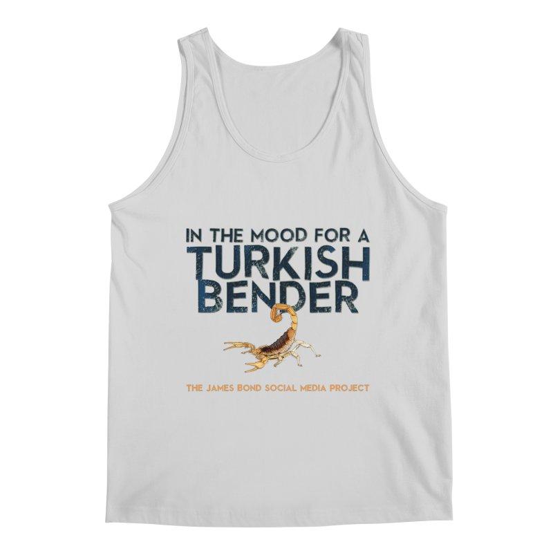 Turkish Bender Men's Tank by 007hertzrumble's Artist Shop
