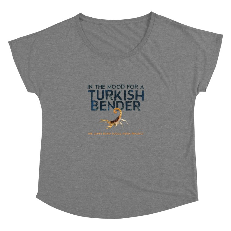 Turkish Bender Women's Dolman Scoop Neck by 007hertzrumble's Artist Shop