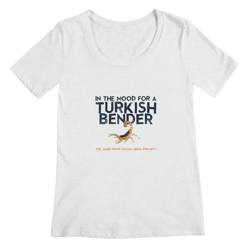 Turkish Bender Women's Regular Scoop Neck by 007hertzrumble's Artist Shop