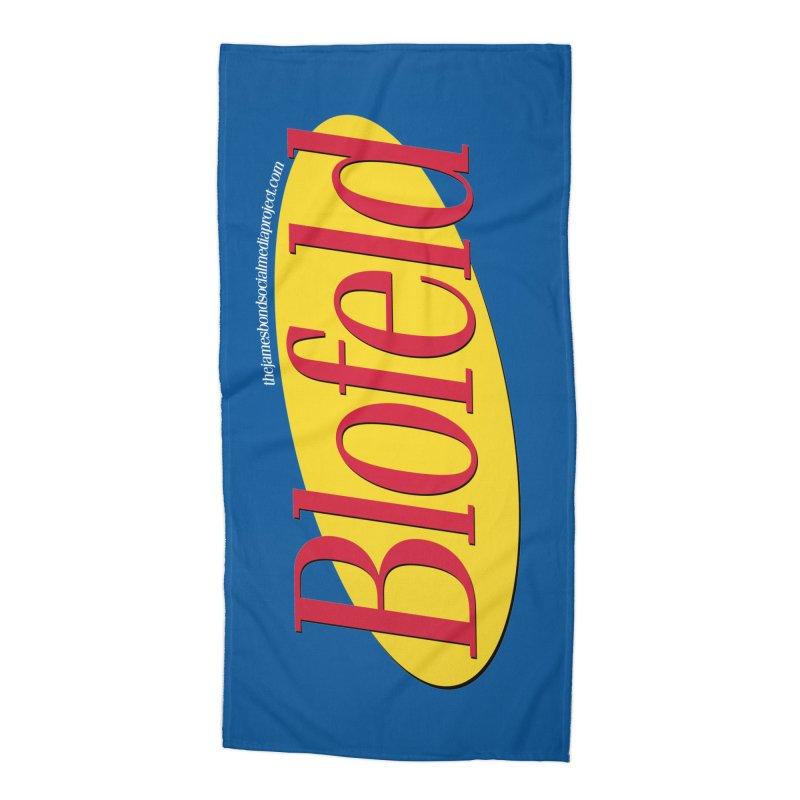 Blofeld: A Villain About Nothing Accessories Beach Towel by 007hertzrumble's Artist Shop