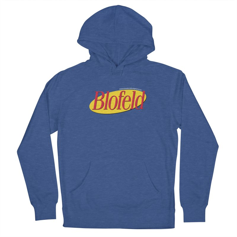 Blofeld: A Villain About Nothing Women's Pullover Hoody by 007hertzrumble's Artist Shop