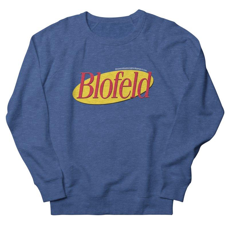 Blofeld: A Villain About Nothing Men's Sweatshirt by 007hertzrumble's Artist Shop