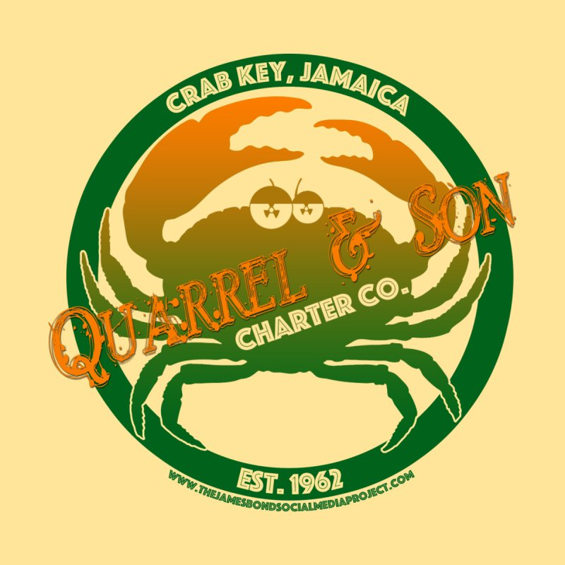 Quarrel & Son Charter Co. Est. 1962 Men's T-Shirt by 007hertzrumble's Artist Shop