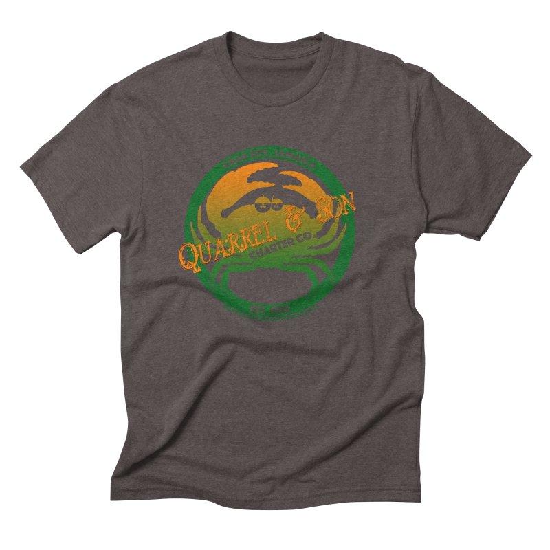 Quarrel & Son Charter Co. Est. 1962 Men's Triblend T-Shirt by 007hertzrumble's Artist Shop
