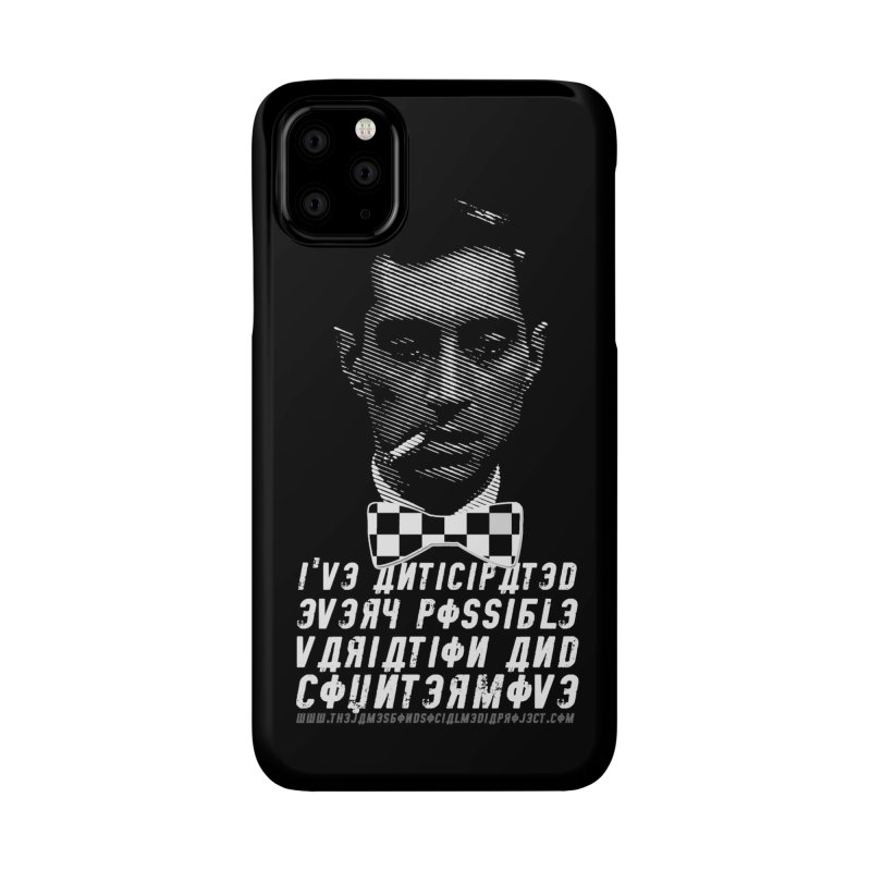 Kronsteen - I've Anticipated Every Possible Variation Accessories Phone Case by 007hertzrumble's Artist Shop