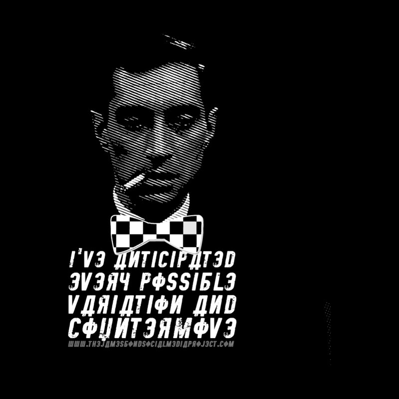 Kronsteen - I've Anticipated Every Possible Variation Men's T-Shirt by 007hertzrumble's Artist Shop