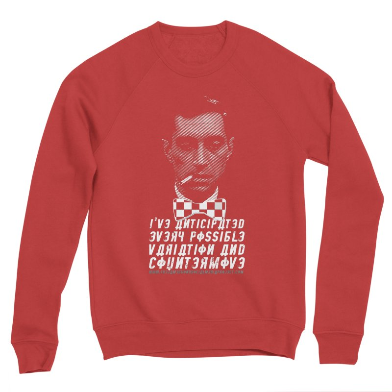 Kronsteen - I've Anticipated Every Possible Variation Women's Sweatshirt by 007hertzrumble's Artist Shop