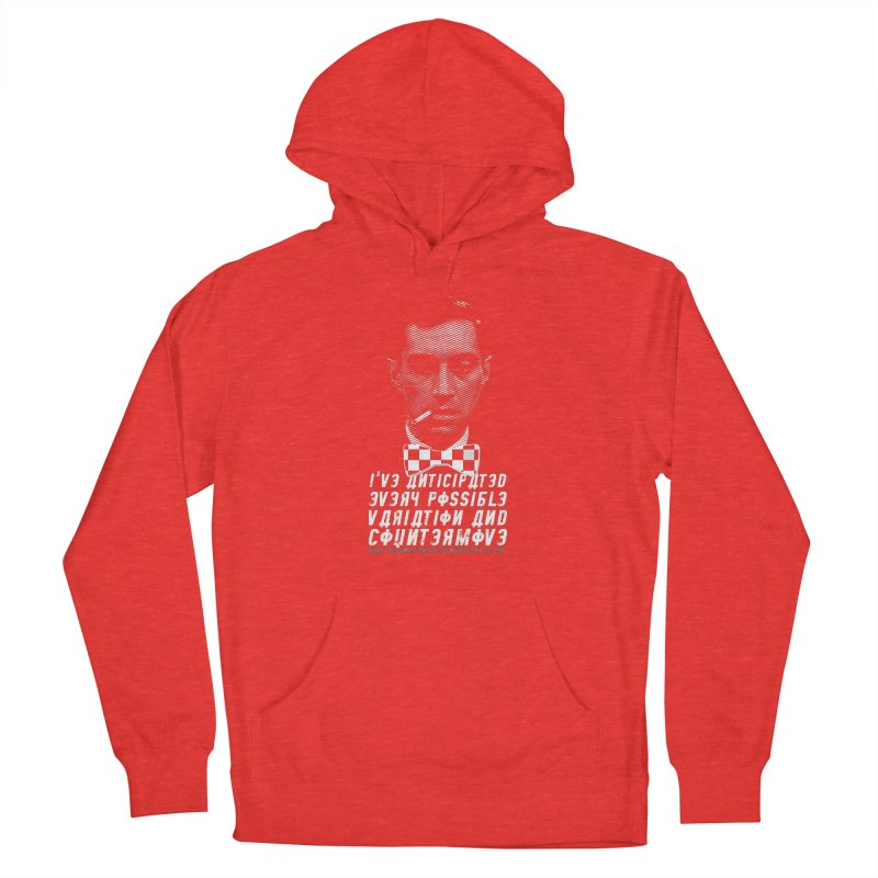 Kronsteen - I've Anticipated Every Possible Variation Men's Pullover Hoody by 007hertzrumble's Artist Shop