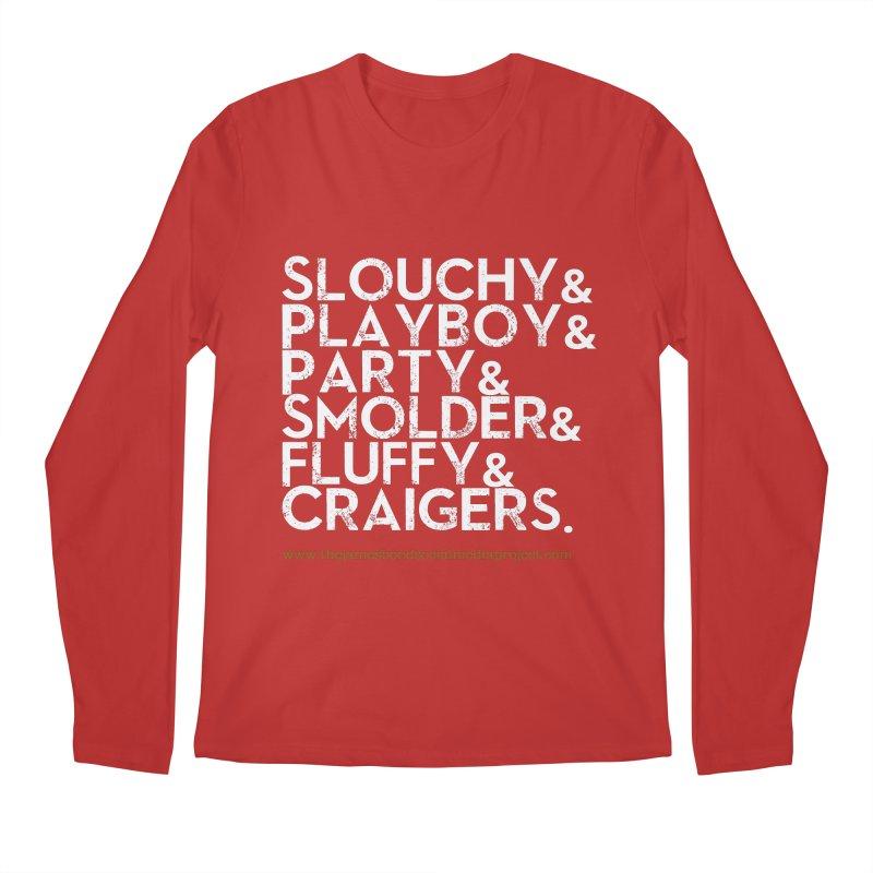 The Bonds Men's Regular Longsleeve T-Shirt by 007hertzrumble's Artist Shop