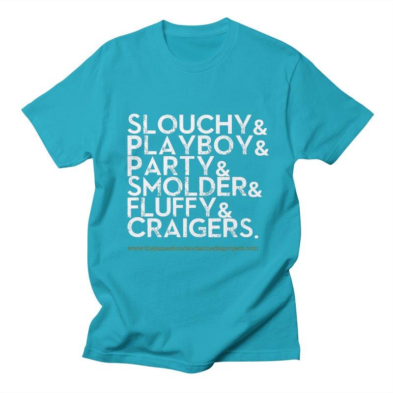 The Bonds Men's Regular T-Shirt by 007hertzrumble's Artist Shop