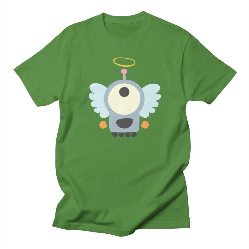 Little Angel in Men's Regular T-Shirt Clover by B