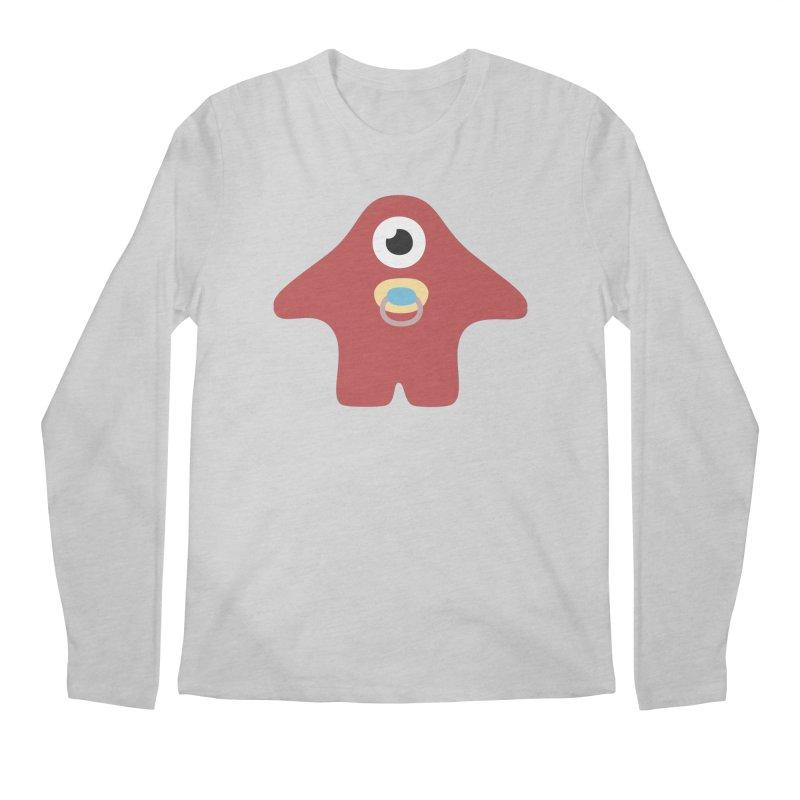 Happy Baby Men's Regular Longsleeve T-Shirt by B