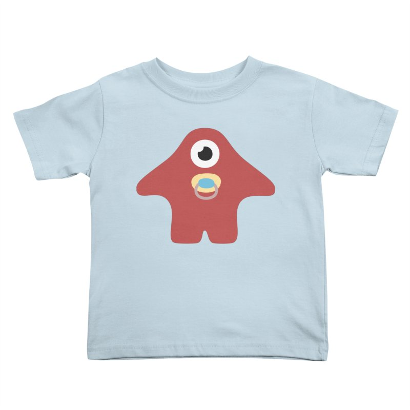 Happy Baby Kids Toddler T-Shirt by B