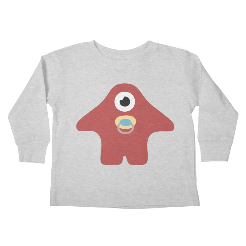 Happy Baby Kids Toddler Longsleeve T-Shirt by B