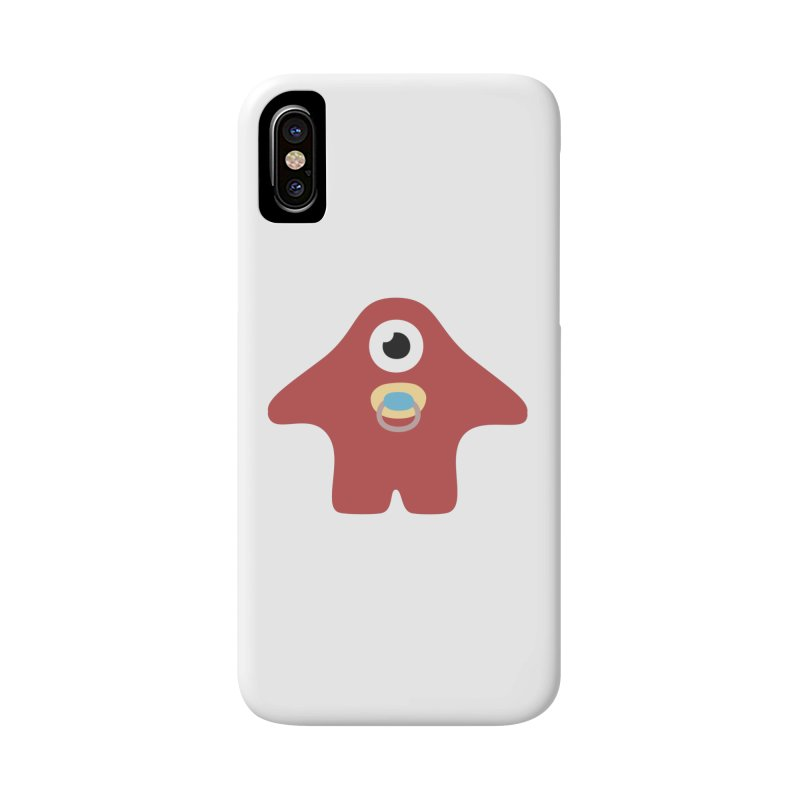 Happy Baby Accessories Phone Case by B