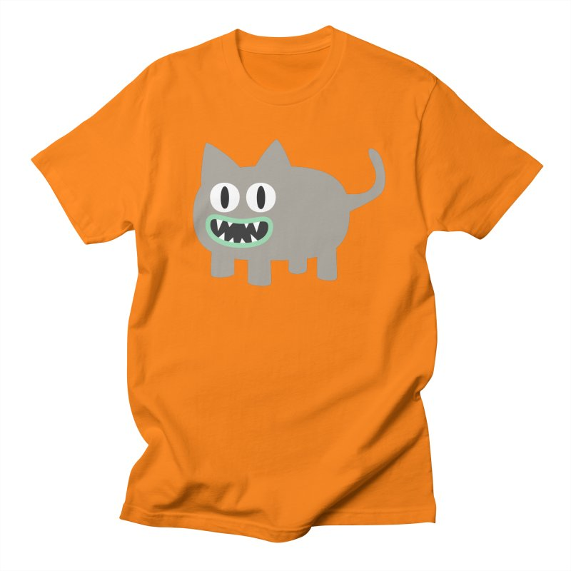 Monster kitten Women's Regular Unisex T-Shirt by B