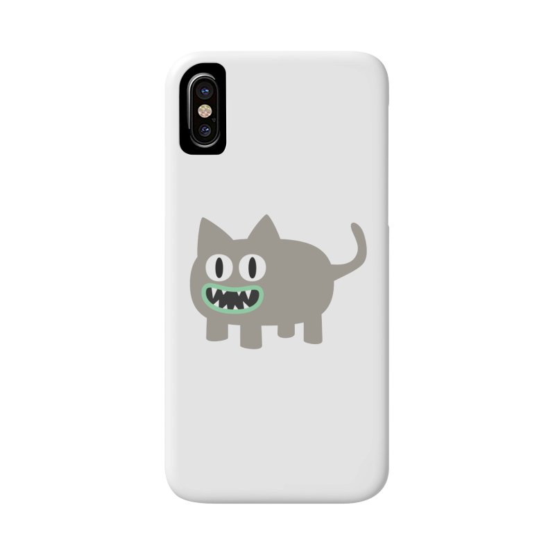 Monster kitten Accessories Phone Case by B