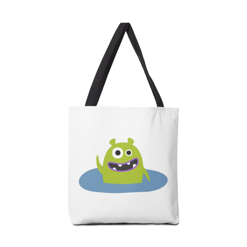 Mr. Green and the pool Accessories Bag by B