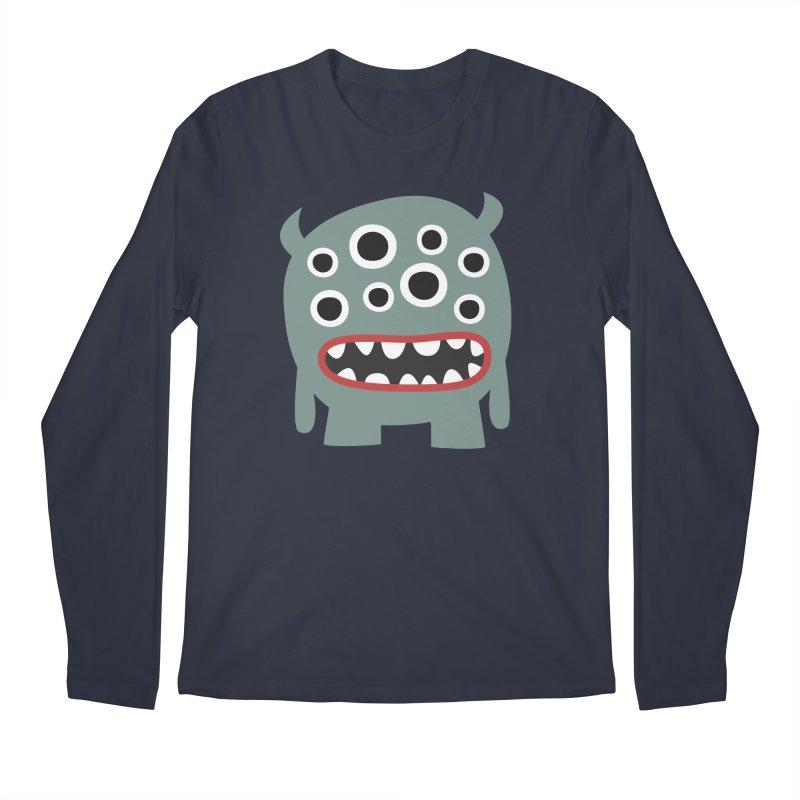 Glubschi Men's Regular Longsleeve T-Shirt by B