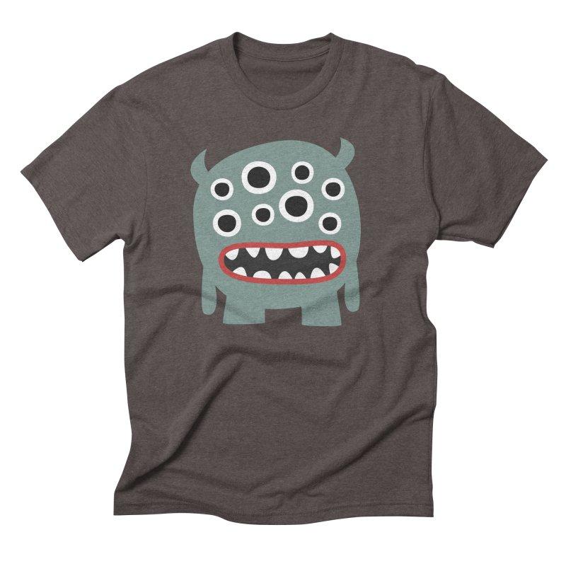 Glubschi Men's Triblend T-Shirt by B