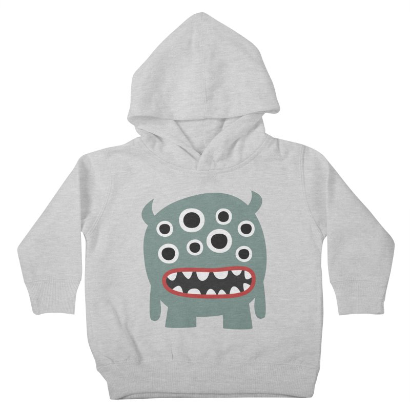Glubschi Kids Toddler Pullover Hoody by B