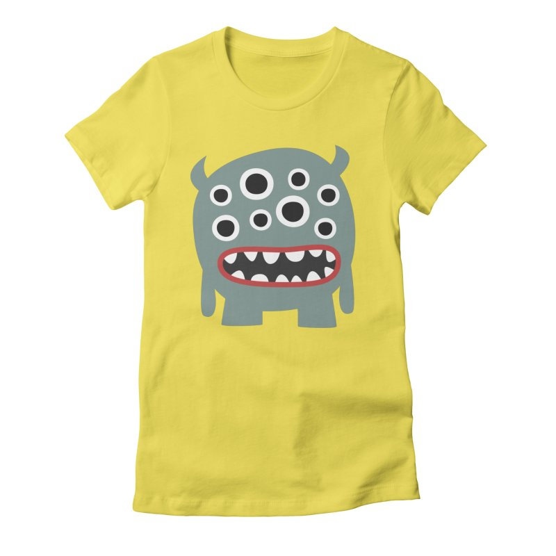 Glubschi Women's Fitted T-Shirt by B