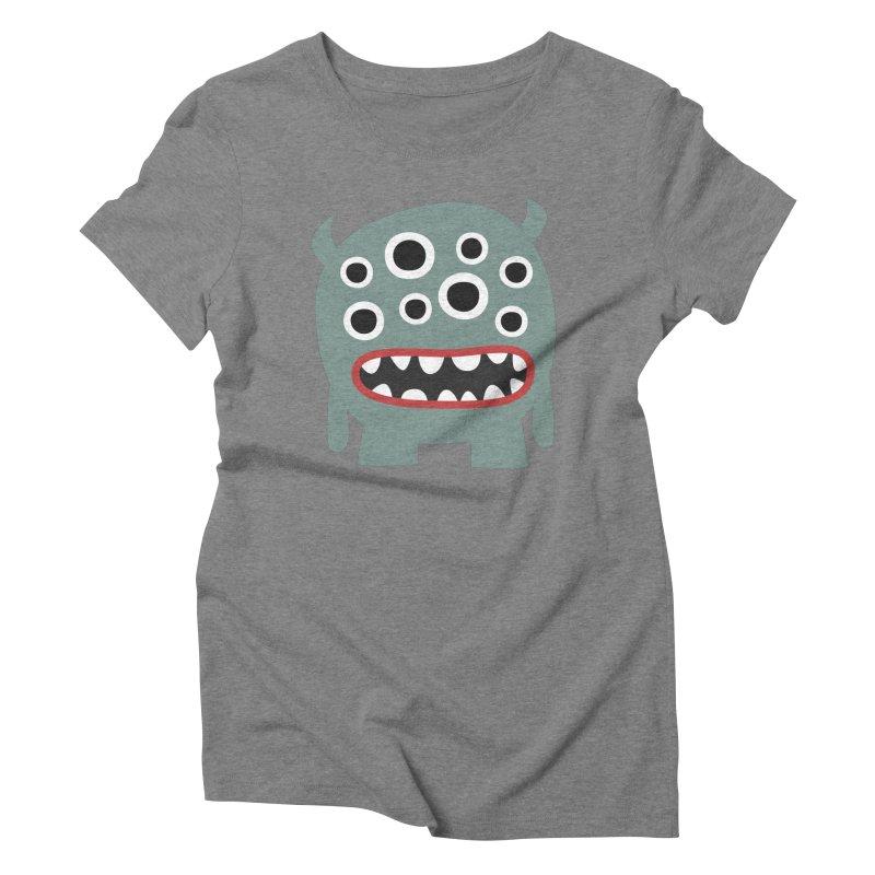 Glubschi Women's Triblend T-Shirt by B