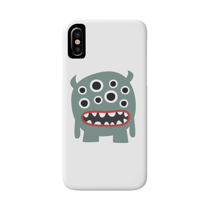 Glubschi Accessories Phone Case by B