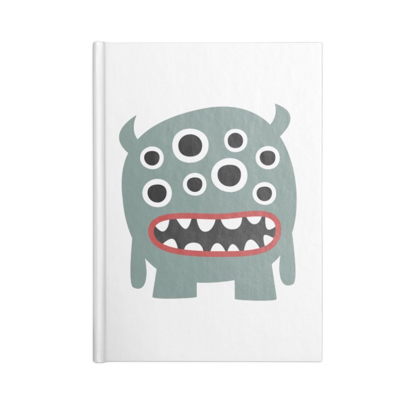 Glubschi Accessories Notebook by B